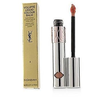 Yves Saint Laurent Volupte Liquid Colour Balm - # 4 Spy On Me Nude 6ml/0.2oz