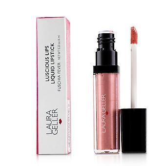 Labios deliciosos lápiz labial líquido - crema de melocotón 229526 6ml/0.2oz