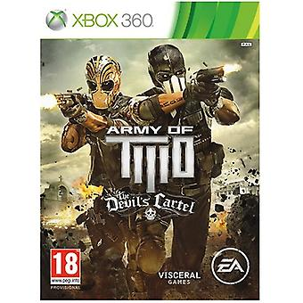 Army of Two The Devils Cartel Xbox 360 Game