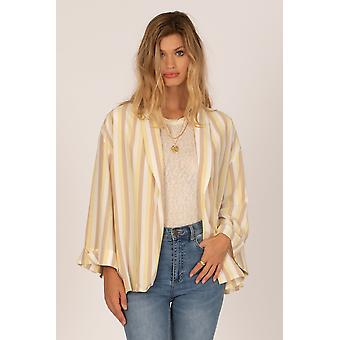 Amuse society al fresco woven top