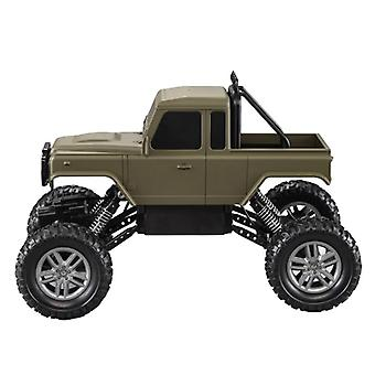 Radio Controlled Car, Monster Truck - Green