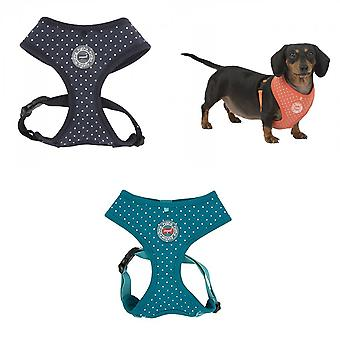 Puppia Dotty Dog Harness A II