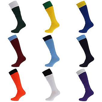 Apto Mens Contrast Football Sock