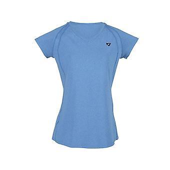 Shires Aubrion Elverson Womens Tech T-shirt - Azul