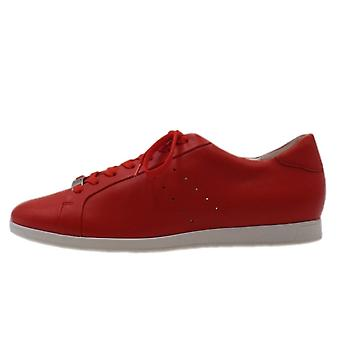 Högl 7-10 0500 Serenity Lace Up Sneakers In Scarlet