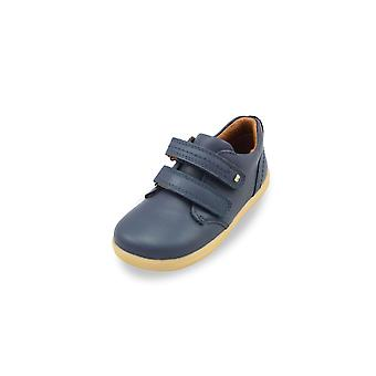 Bobux i-walk port navy shoes