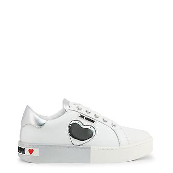 Love Moschino Original Women Spring/Summer Sneakers White Color - 72610