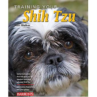 Training Your Shih Tzu by Joan Walker - 9780764141096 Book