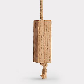 Oak Light Pull - Rectangle
