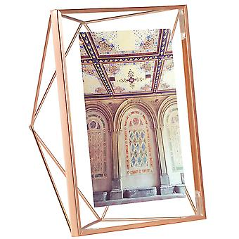 Umbra Copper Prisma Photo Frame 5 X 7