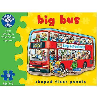 Big Bus Puzzle