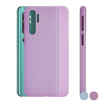 Capa móvel Xiaomi Mi Note 10 KSIX Cor Líquido/Azul