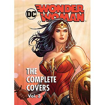 DC Comics Wonder Woman The Complete Covers Volume 3 Mini Book by Insight Editions