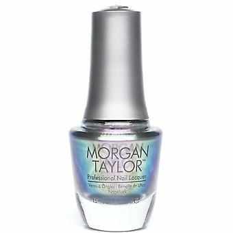 Morgan Taylor Little Misfit Metal Luxury Smooth Long Lasting Nail Polish Lacquer