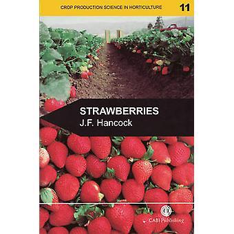 Aardbeien door James Hancock - 9780851993393 Boek