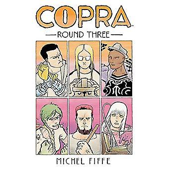 Copra Round Three by Michel Fiffe - 9781534313934 Book