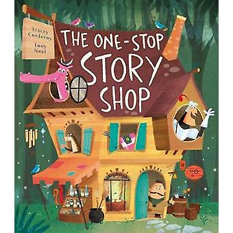 The One-Stop Story Shop by Tracey Corderoy - 9781788811002 Book
