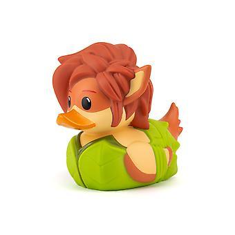 Spyro the Dragon Elora TUBBZ Collectible Duck
