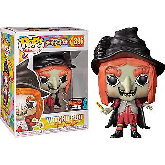 HR Pufnstuf Witchiepoo NYCC 2019 US Excl Pop! Vinyl