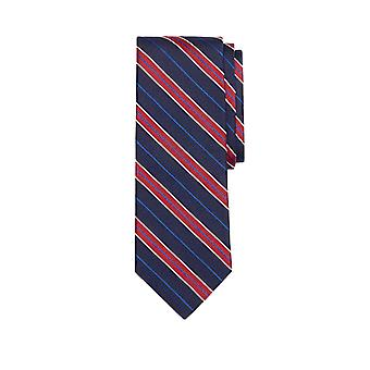 Brooks Brothers Men's Hb Splt Strp Regular Fit Necktie