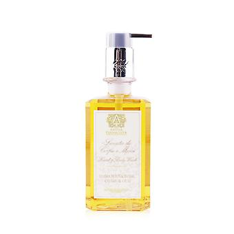 Hand & body wash damascena rose, orris & oud 248600 296ml/10oz