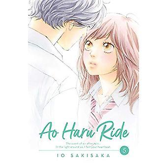 Ao Haru Ride - Vol. 5 by Io Sakisaka - 9781974702695 Book