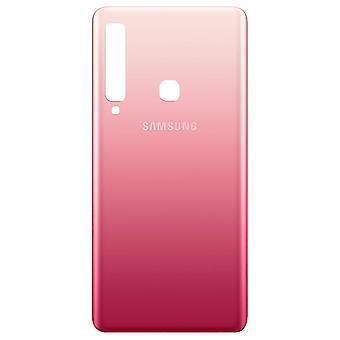 Behuizing deel achterkant, reserveonderdeel voor Samsung Galaxy A9 2018 – Roze