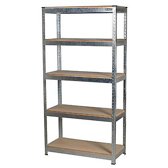 Sealey Ap6350Gs 5 Shelf Racking Unit 350Kg Capacity Per Level