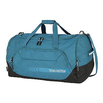 travelite Kick Off bolsa de viaje L, 34 cm, 73 L, turquesa