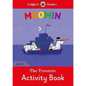 Moomin - The Treasure Activity Book - Ladybird Readers Level 3 - 97802