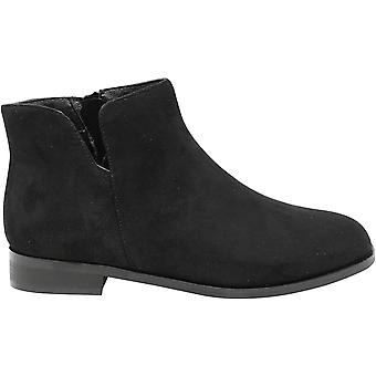 Wanted Shoes Women's Shoes Dipper Fabric Closed Toe Ankle Fashion Boots