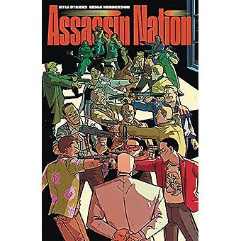 Assassin Nation Volume 1 av Kyle Starks - 9781534313293 Bok