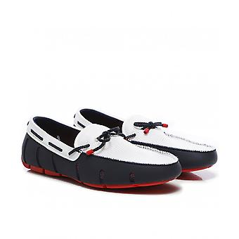 Swims 21215 BRAID LACE LOAFER