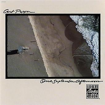 Art Pepper - One September Afternoon [CD] USA import