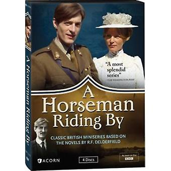 Horseman Riding by [DVD] USA import