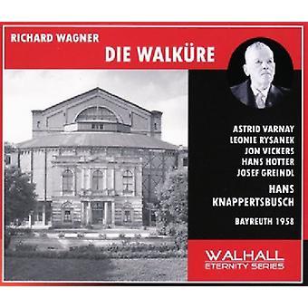 Wagner/Hans Knappertsbusch - Die Walkure [CD] USA import