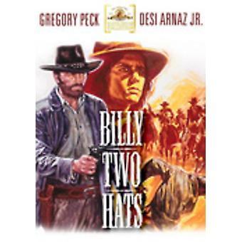 Billy twee hoeden [Blu-ray] USA import