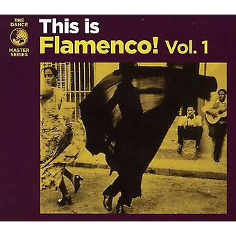 This Is Flamenco! - This Is Flamenco! [CD] USA import