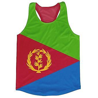 إريتريا العلم تشغيل سترة