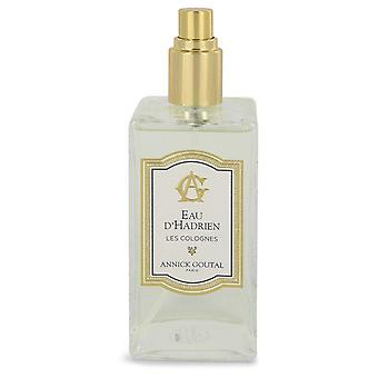 Les Colognes Eau D'hadrien Eau De Toilette Spray (Tester) By Annick Goutal 6.7 oz Eau De Toilette Spray