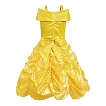 Princess belle sleeveless dress