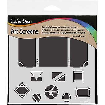 Clearsnap ColorBox Art Screens Reizen