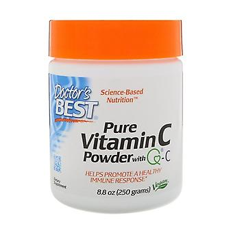 Pure Vitamin C Powder with Quali-C 250 g