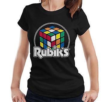 Rubik ' s Circle logo kvinnor ' s T-shirt