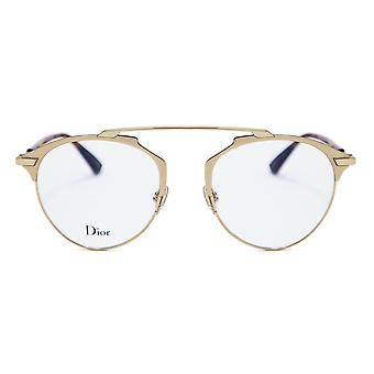 Christian Dior Round Glasses SoReal O 00019 50