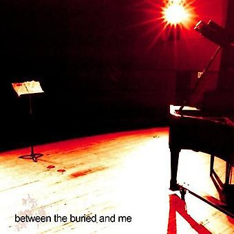 Between the Buried & Me - Between the Buried & Me [CD] USA import