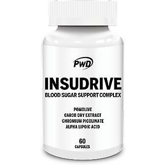 PWD Nutrition Insudrive 60 capsules