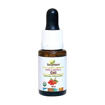 Goji Seeds Oil Bio 15 ml
