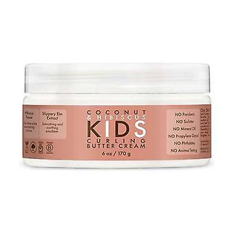 shea moisture c&h kids curl butter cream 170g/6oz 170 g of cream