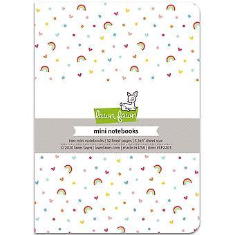 Lawn Fawn Hello Sunshine Remix Mini Notebooks